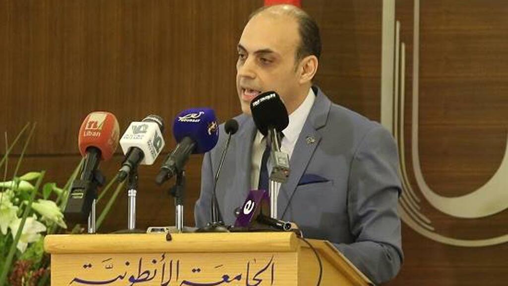 الإعلامي اللبناني بسام برّاك