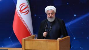 لرئيس الإيراني حسن روحاني