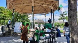 rassemblement_algeriens_elections_paris