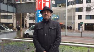 الكاتب اللبناني خالد بريش