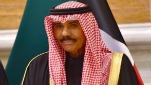 نائب الأمیر وولي العهد بالكويت الشیخ نواف الأحمد الجابر الصباح