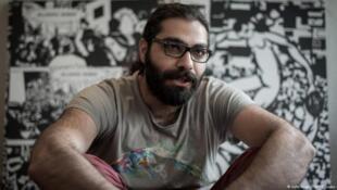 Dessinateur Hamid Suleiman