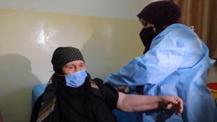 vaccin refugies syriens Jordanie