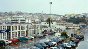مدينة طنجة المغربية