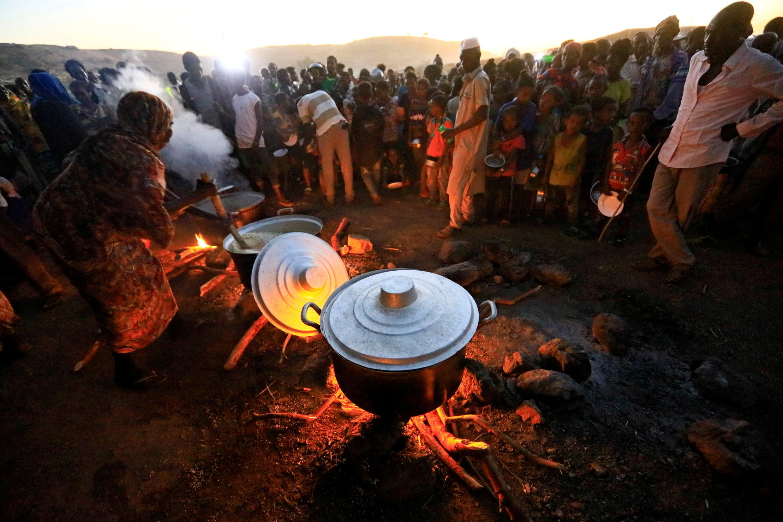 refugiés ethiopiens frontieres
