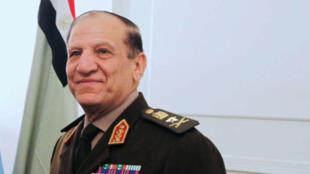 رئيس الأركان المصري السابق سامي عنان -