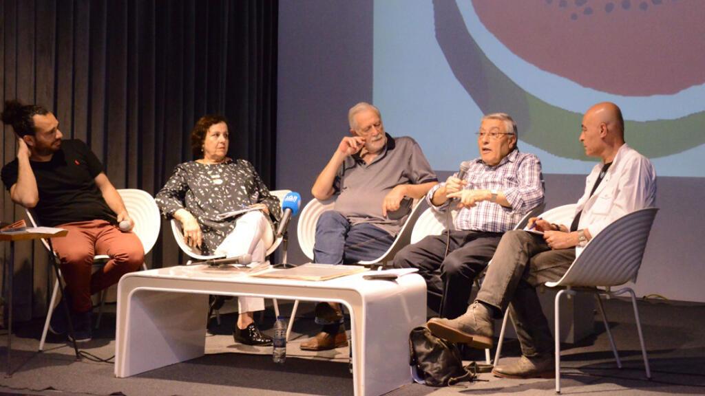 فنانون فلسطينيون من مؤسسي حركة الفن الحديث في فلسطين