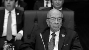 الرئيس التونسي الباجي قايد السبسي
