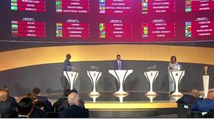 كواليس قرعة مونديال قطر 2022
