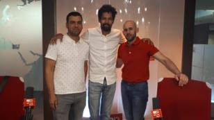 الموسيقي صدام عبد الرحمن ضيف كافيه شو