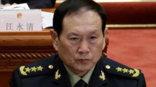 وزير الدفاع الصيني وي فنع خه