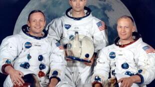 cosmonautes appolo 11 1969