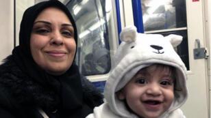 هاجر منصور حسن، قريبة الناشط البحريني سيد أحمد الوداعي 23/03/2018