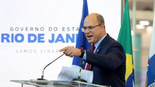 ويلسون ويتزل حاكم ريو دي جانيرو