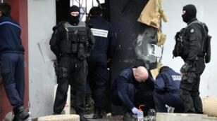 الشرطة الفرنسية تحقق في هروب رضوان فايد. 1 تموز2018