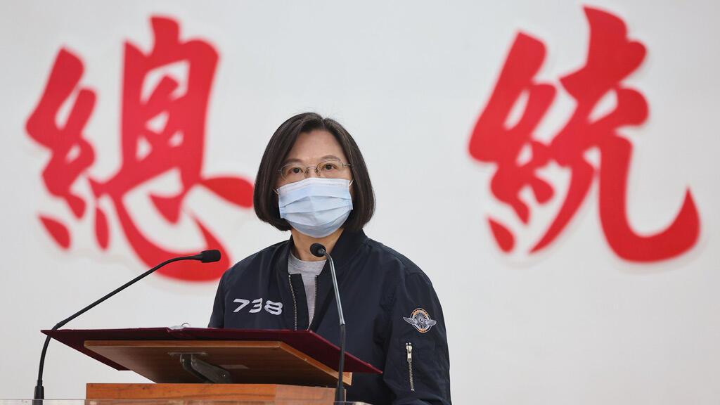 رئيس تايوان تساي إنغ ون