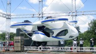 السيارة الطائرة اليابانية