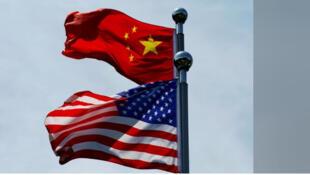 علما الولايات المتحدة والصين في شنغهاي يوم 30 يوليو تموز 2019