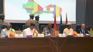 sommet_sahel_pays_G5_dec2019_niamey