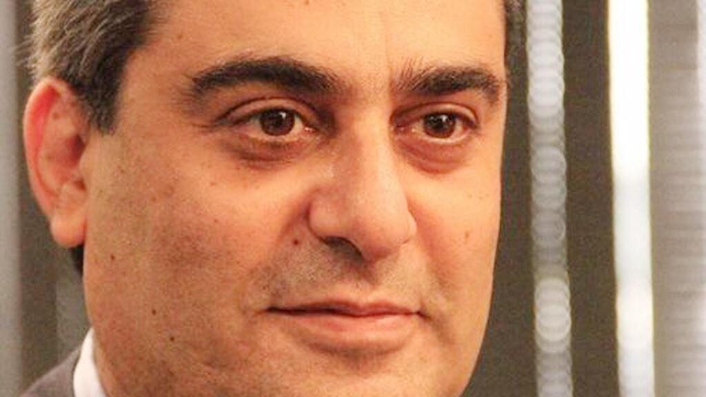 الإعلامي أنطوان سعد