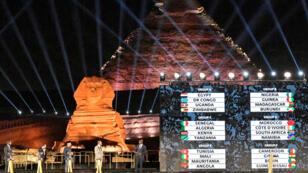 كأس أمم إفريقيا 2019 تجري في مصر من 21 يونيو/حزيران لغاية 19 يوليو/تموز