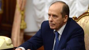 مدير أجهزة الاستخبارات الروسية ألكسندر بورتنيكوف