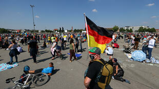 Protests in Germany
