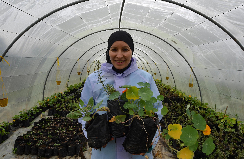 Sonia Ibidhi tunisie