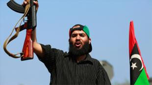 فوضى السلاح في ليبيا