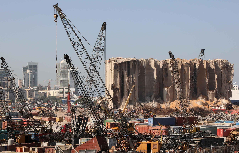 Port Beyrouth 26 10 2020