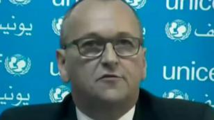 من كلمة جيرت كابيليري المدير الإقليمي لليونيسف أمام مجلس الأمن لبحث الأوضاع في حلب