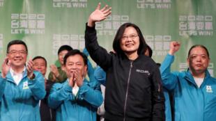 Taïwan_election_Tsai-Ing-wen_rfi