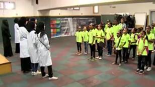 دروس الرياضة للفتيات في السعودية