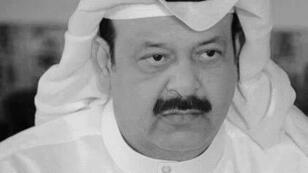 الراحل  عبدالعزيز جاسم