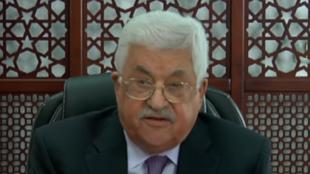 رئيس السلطة الفلسطينية السيد محمود عباس