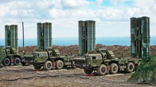 صواريخ س400