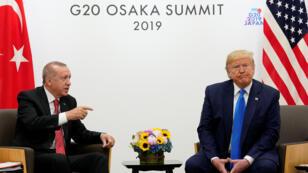 يحضر الرئيس الأمريكي دونالد ترامب اجتماعًا ثنائيًا مع الرئيس التركي رجب طيب أردوغان خلال مجموعة العشرين