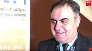 هندرين نعمان رئيس منظمة الخضر الأوروبية الكردستانية