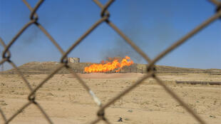 حقل نفطي في كردستان