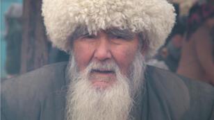 مسن من الويغور