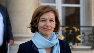 وزيرة الدفاع الفرنسية، فلورانس بارلي