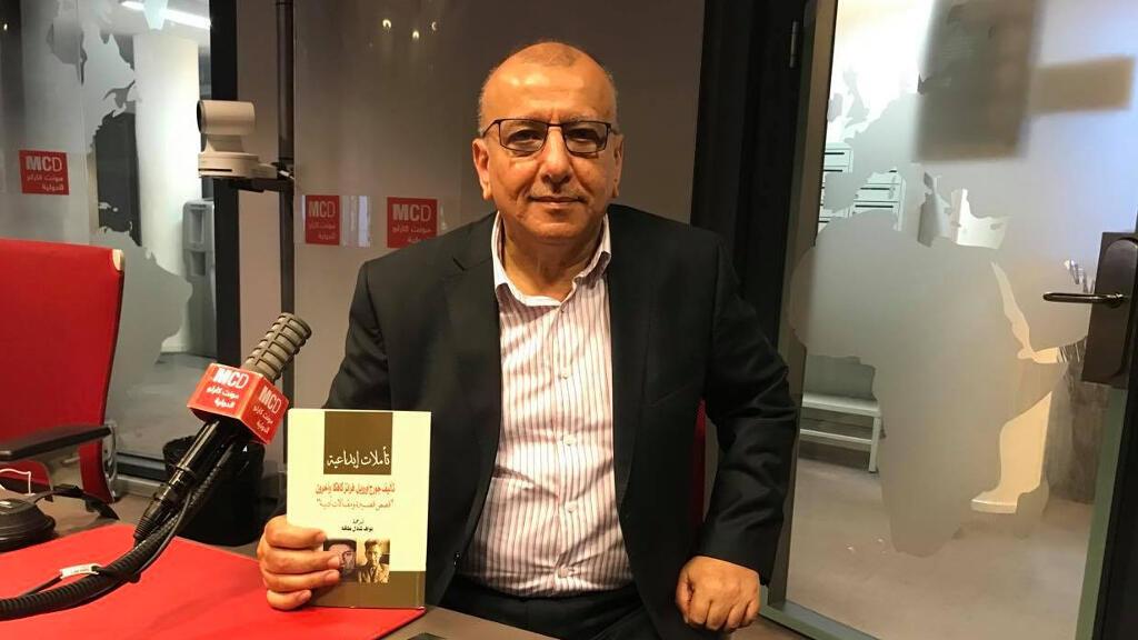 الكاتب والمترجم نواف طاقة