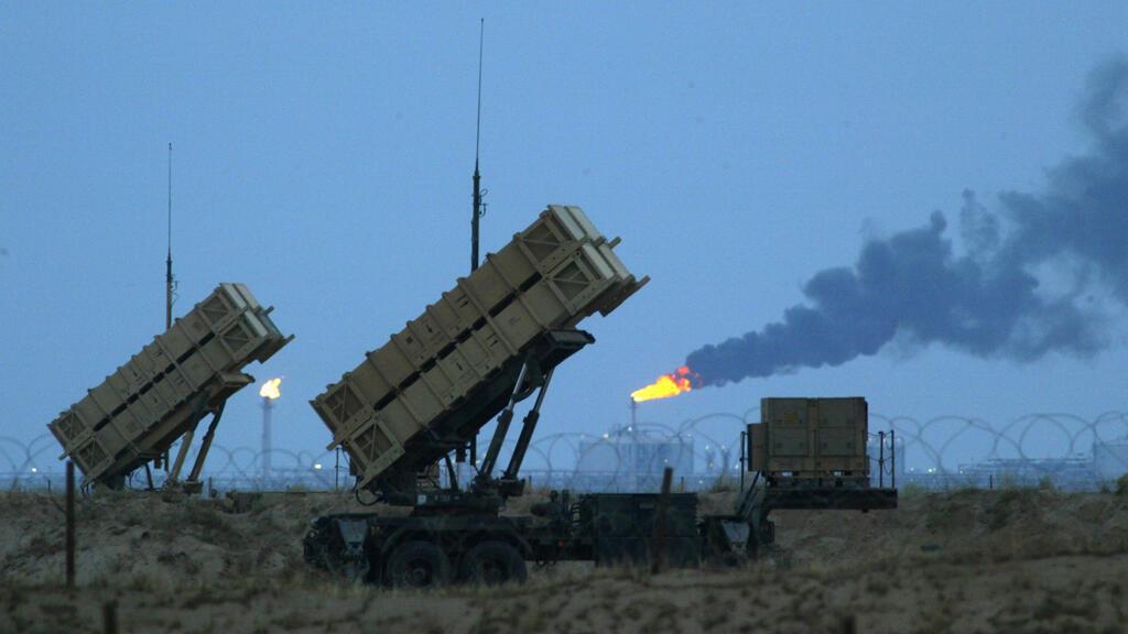 صواريخ دفاع جوية