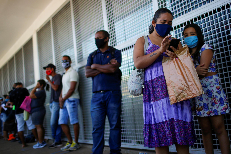 فيروس كورونا في البرازيل