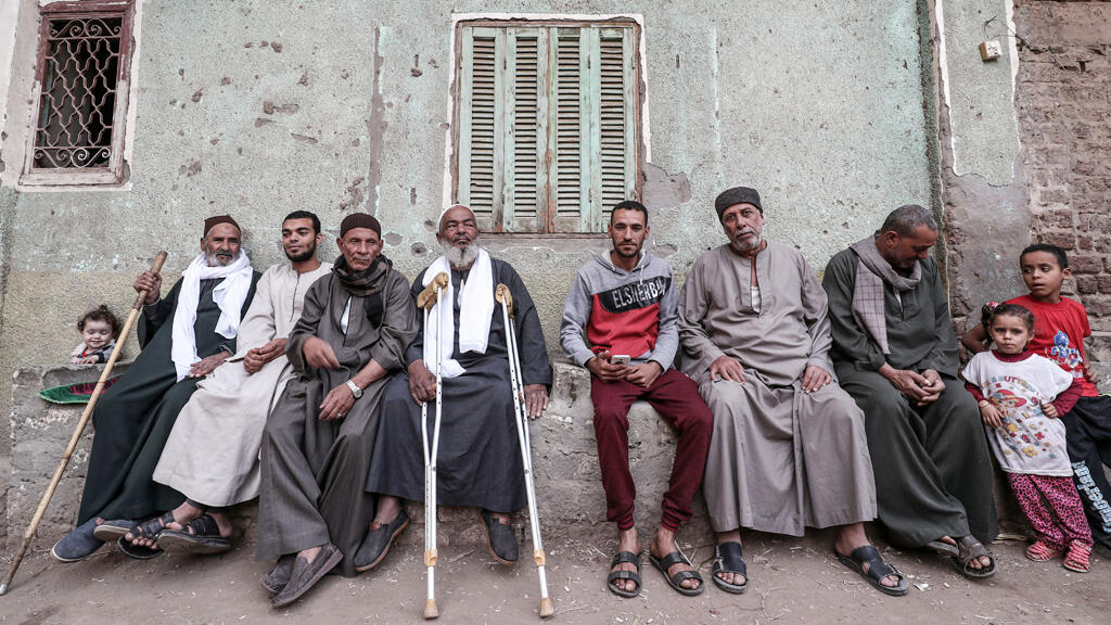 pauvres-village-egyptien