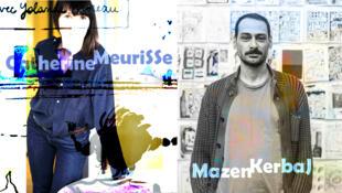 Catherine Meurisse / Mazen Kerbaj