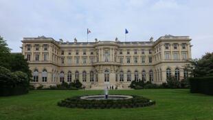 وزارة الخارجية الفرنسية