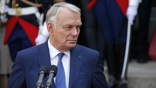 وزير الخارجية الفرنسي جان مارك ايرولت