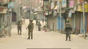 الجيش الهندي في كشمير