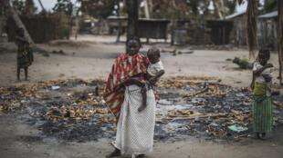 قرية في موزمبيق تعرضت لهجوم الجهاديين
